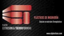Plastic Extrusion And Thermoforming